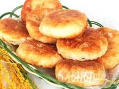 烤狗肉酥饼制作方法
