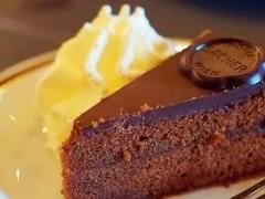 烘焙大师亲自到原产地维也纳偷学来的萨赫蛋糕配方工艺