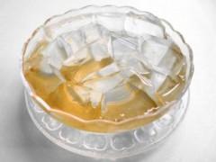 水晶凉粉制作方法