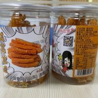 味达蕾牌拔丝地瓜158克琉璃地瓜干网红薯条零食地瓜脆条芝麻香脆红薯条