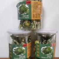 味达蕾牌拔丝秋葵108克酒店特色食材罐装甜蔬菜脆琉璃制品